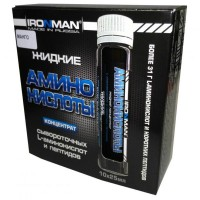 Жидкие аминокислоты (10x25мл)