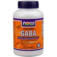Gaba Chewable Capsules 500 mg (90таб)