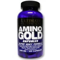 Amino Gold Capsules (250капс)