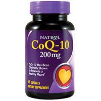 CoQ-10 200 мг (45таб)